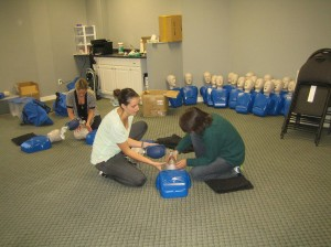 First Aid and CPR Certification in Calgary