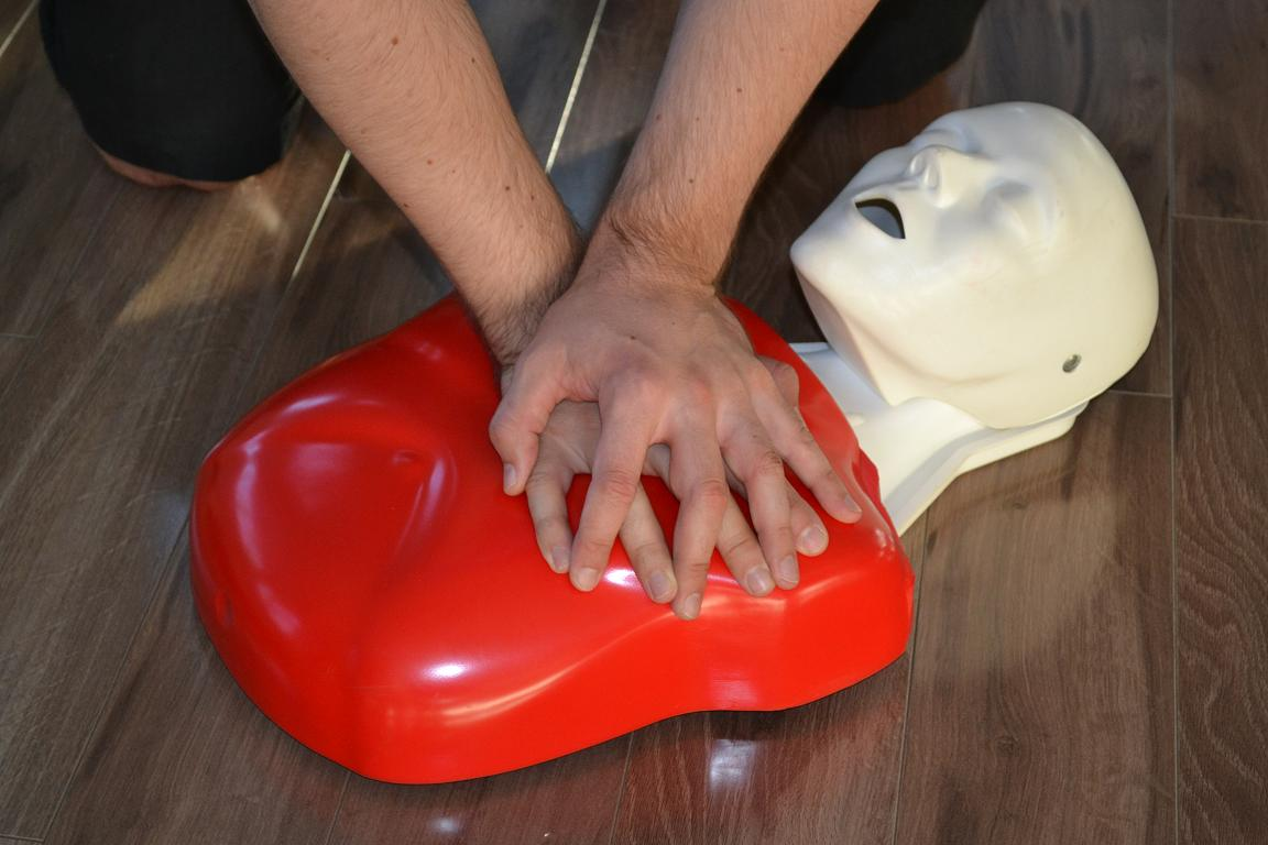 Register for first aid and cpr certification in mississauga ontario chest compressions xflitez Images