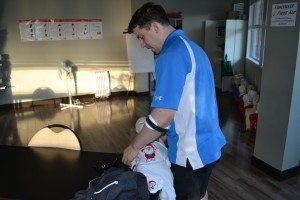 First Aid and CPR Certification in Winnipeg