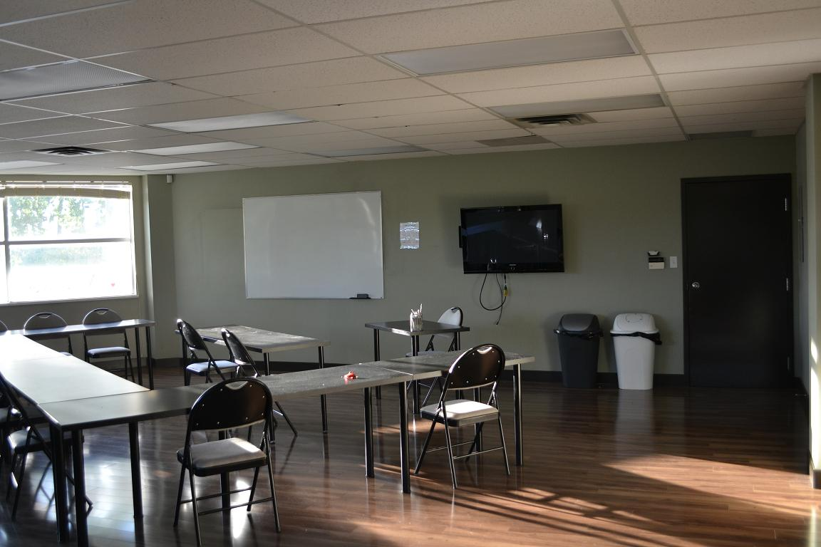St mark james first aid and cpr certification in calgary alberta training room and lecture room 1betcityfo Gallery
