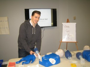 First Aid and CPR Certification in Saskatoon