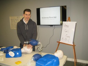 First Aid and CPR Certification in Kelowna
