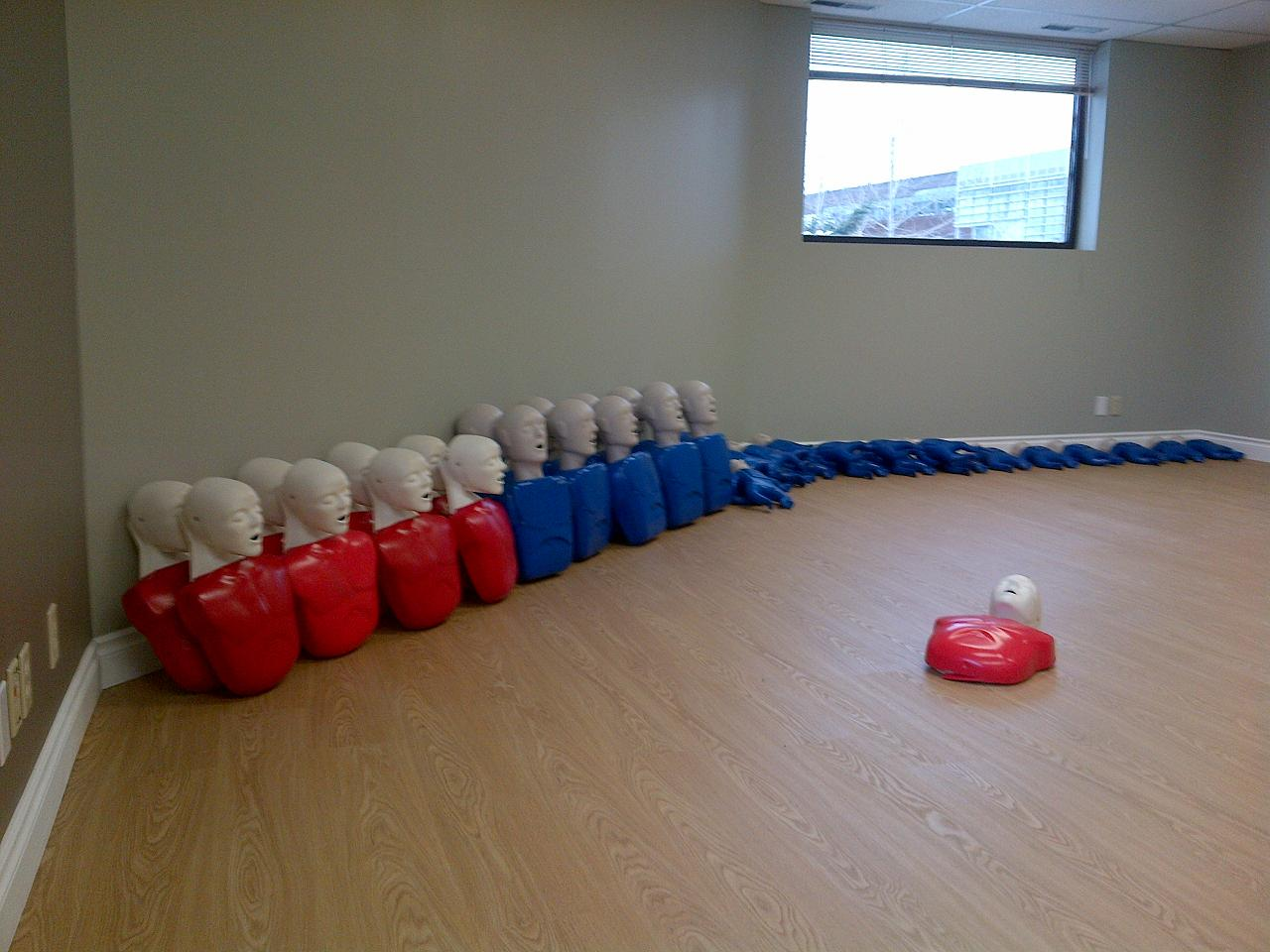 First aid and cpr certification in fort mcmurray training room xflitez Images