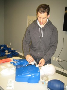 First Aid and CPR Certification in Thunder Bay