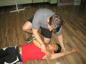 First Aid and CPR Certification in Victoria